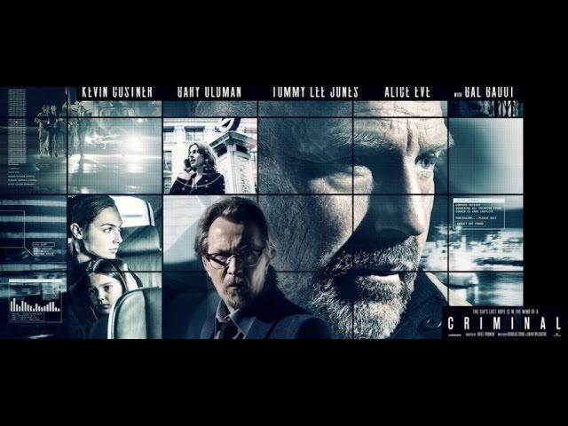 Criminal (2016) Vizyon Tarihi: 15 Nisan 2016  Görevden alınmış bir CIA ajanının hatıraları ve yetenekleri, neler yapabileceği kestirilemeyen ve tehlikeli bir adamın zihninine aktarılır... Yönetmenliğini Ariel Vromen'in üstlendiği filmin oyuncu kadrosunda Ryan Reynolds, Gal Gadot ve Alice Eve yer alıyor.
