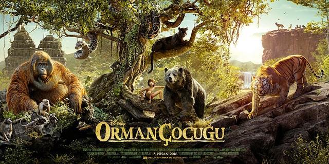 Orman Çocuğu (2016) Vizyon Tarihi: 15 Nisan 2016  Ailesini kaybeden bir erkek çocuk vahşi ormanın derinliklerinde bir ayı, bir siyah panter ve bir kurt sürüsü tarafından büyütülür. Bagheera, Mowgli'ye bu macerada akıl hocalığı yapacaktır. Canlı-aksiyon ve epik türündeki bu hikayede, kurtlar tarafından yetiştirilen Mowgli evi bildiği tek yeri terketmek zorunda kalınca, hem kendisini hem dış dünyayı keşfetmek için yeni bir arayışa çıkacaktır.