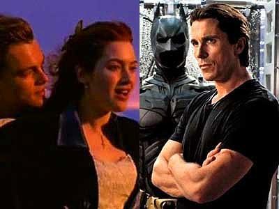 Christian Bale'den Titanik'teki rolünü kaptı.