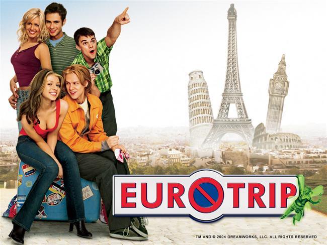 Avrupa Muhabbeti / EuroTrip (2004)  İnternette yazıştığı Alman arkadaşını ismini yanlış okuduğu için Mike sanan, fakat daha sonra onun Mika adında çok güzel bir kız olduğunu öğrenen Scott'ın; onu erkek zannedip e-mailini bloklamasından sonra, Mika'yı bulmak için Avrupa'ya yolculuk yapma kararı alması ile bütün macera başlar.