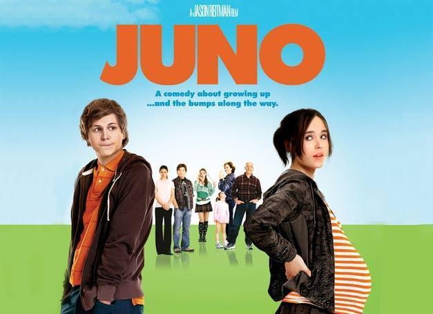 Juno (2007)  Kafası karışık, sevimli ve müziksever bir lise öğrencisi olan Juno, can sıkıntısı ve merak sonucu, okuldan arkadaşı Bleeker ile yatmaya karar verir. Ancak hiç düşünülmeyecek bir zamanda bir bebek sahibi olması gibi beklenmedik bir durum, bu can sıkıntısının neticesi olacaktır! En yakın arkadaşı Leah ile bu konuya bir çözüm bulmaya karar verirler. Bebeğini dokuz ay boyunca karnında taşıyacak ve onu varlıklı bir aileye verecektir. Juno bu olaylar esnasında oldukça olgunlaştığını hissetmeye başlar. Evin karizmatik sahipleri ile sıra dışı bir arkadaşlıkları da başlamıştır.