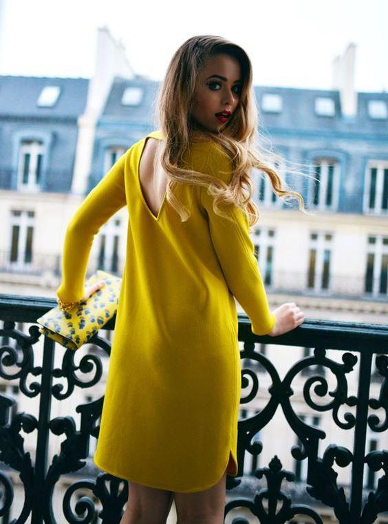 Elbise Kombin Önerileri - 10
