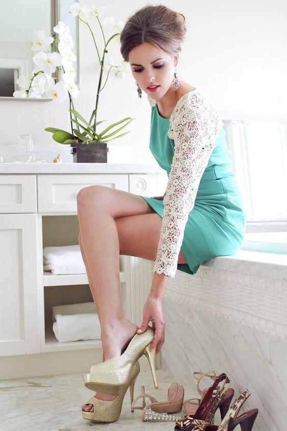 Elbise Kombin Önerileri - 19