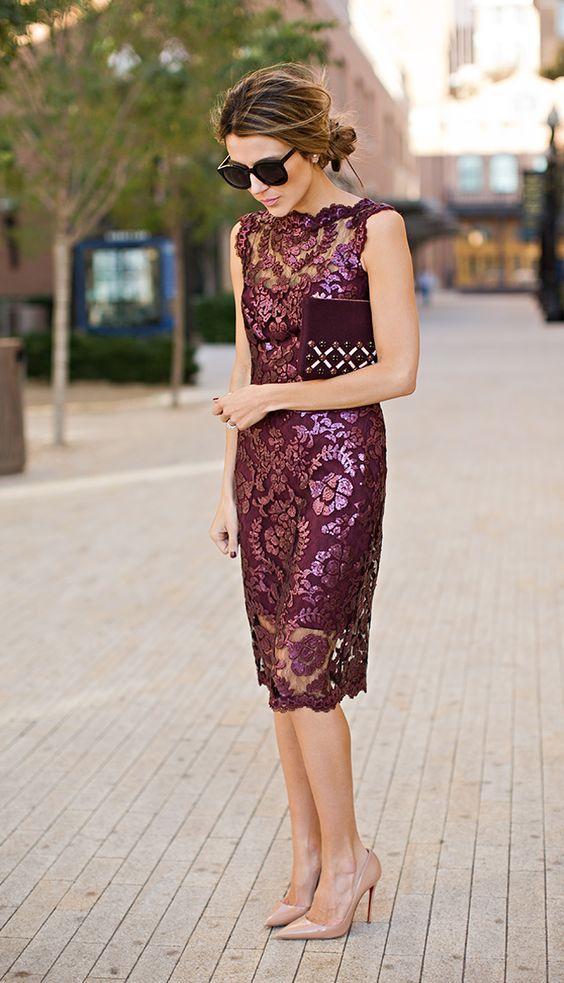 Elbise Kombin Önerileri - 27