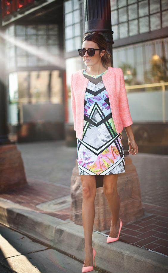 Elbise Kombin Önerileri - 11