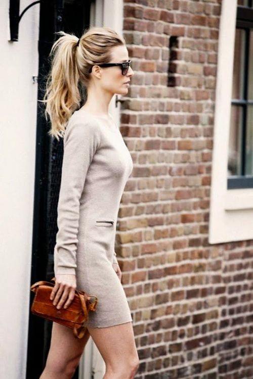 Elbise Kombin Önerileri - 18