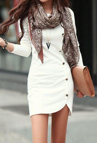 Elbise Kombin Önerileri - 29