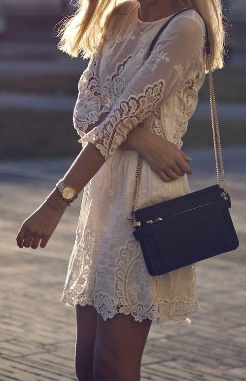 Elbise Kombin Önerileri - 8