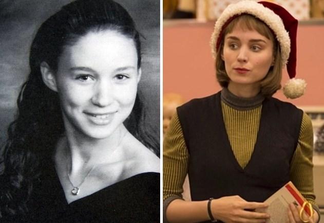 Carol filmindeki rolüyle Rooney Mara (En İyi Yardımcı Kadın Oyuncu)  Ejderha Dövmeli Kız'daki unutulmaz oyunculuğunun ardından bir kez daha Oscar sularında yüzdü.