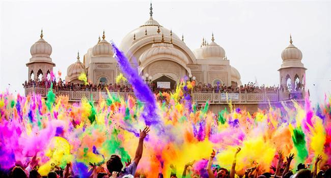 Mart ayında yurtdışında nerelere gidilebilirsiniz? İşte en güzel yerleri sizin için derledik...  Festival, fotoğraf ve eğlence arayanlara; Hindistan Holi Festivali