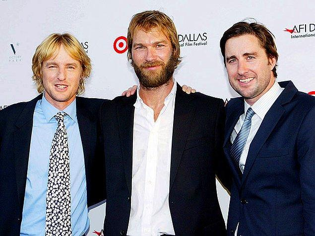 Owen Wilson, Andrew Wilson ve Luke Wilson
