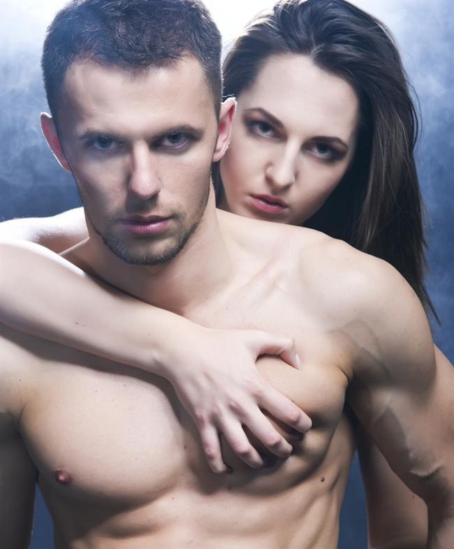 Bir filmdeki erotizminden etkilendim.