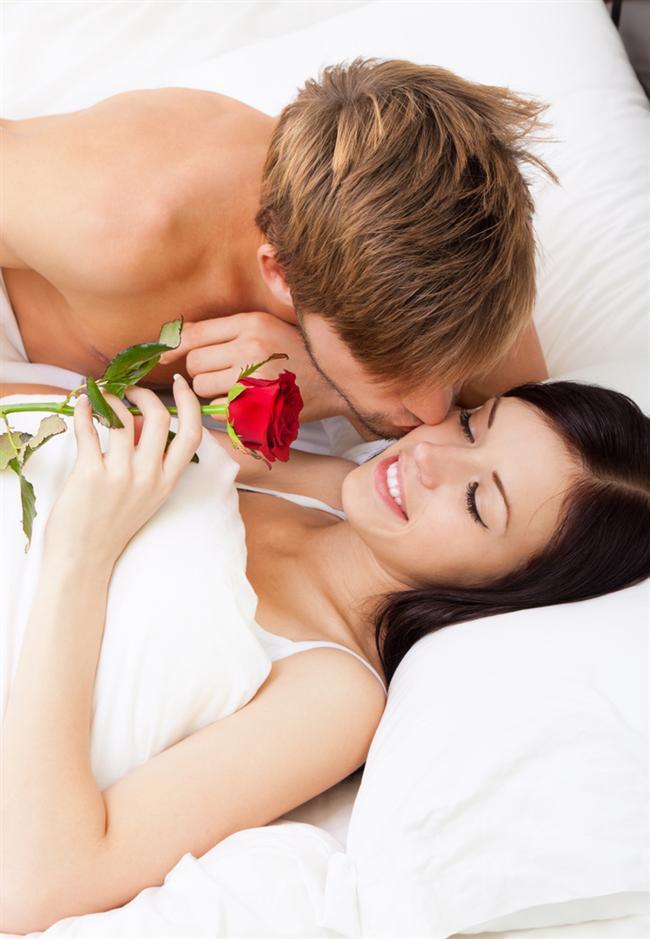 O anın romantizminden.