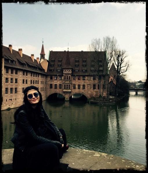 Deniz Çakır  Nürnberg...