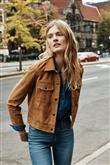 Sokak Modası: Süet Ceket - 5