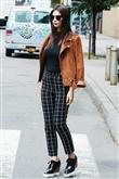 Sokak Modası: Süet Ceket - 6
