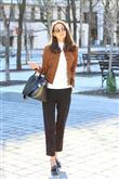 Sokak Modası: Süet Ceket - 8