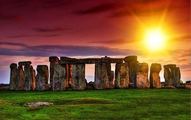 Birleşik Krallık'ta Stonehenge görmek isterken...