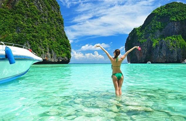 Tayland sahillerini daima övmüşlerdir oysa.