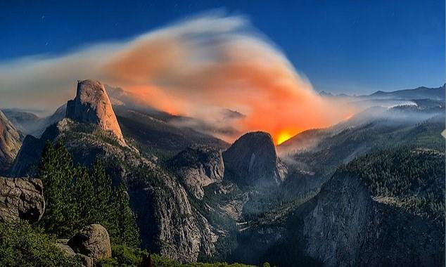 Yosemite Ulusal Parkı'nda yaptığınız tırmanışlar düşündüğünüz kadar keyifli ve huzur verici olmayabilir.