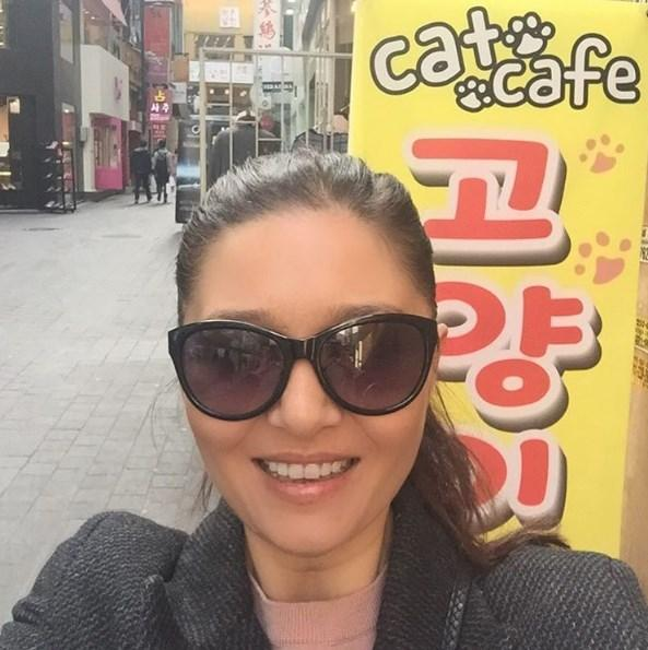 Nurgül Ywşilçay  Bir Kore günaydın'ı😍😘😍huzurlu,sakin haftalar olsun inş🙏🏻 #korea #southkorea #seul #travel