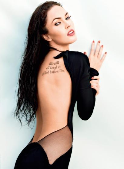 """Megan Fox  Son yıllarda yapılan ne kadar """"en seksi kadın"""" listesi varsa, hepsinin gediklilerinden. Ülkemizde de arz-ı endam etmiş, hepimizi etkisi altına almış bir güzellik.  Henüz 24 yaşını doldurmadan, toplamda 1.5 milyar dolar gişe yapmış iki büyük filmi de """"özgeçmişine"""" yazdırabilecek kadar da başarılı.  Belki de geleceğin Monica Bellucci'si, kim bilir. Hiç de fena olmazdı hani..."""
