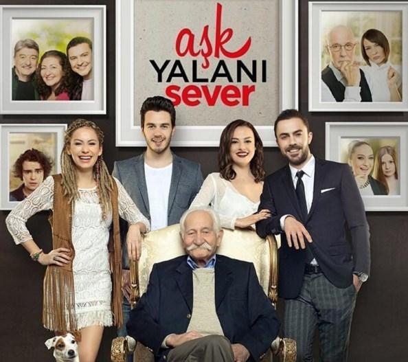Seda Güven  Aşk ve yalan bir arada! Büyük oyunun başlamasına çok az kaldı. #AşkYalanıSever 4 Nisan'da FOX'ta başlıyor.