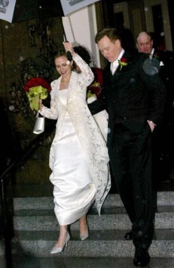 2002'de evlenen çiftin birlikteliği halen devam ediyor.
