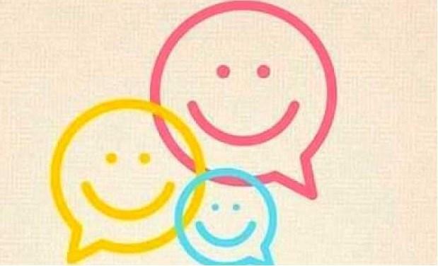 Her gün en az 3 kişiyi gülümsetin!