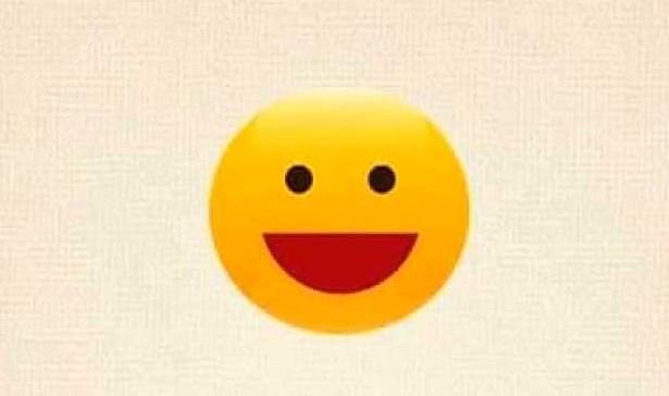 Daha çok gülümseyin ve sık sık kahkaha atın!