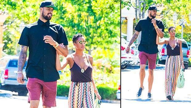 Tyson Chandler & Kimberly Chandler  2.16lık Chandler ve karısı arasındaki boy farkı belli ki birbirlerine karşı olan sevgilerini hiç mi hiç etkilemiyor.