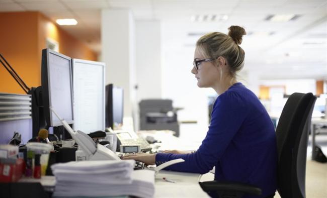 7. Ekran göz hizasına gelecek şekilde çalışma masanızı, koltuğunuzu ve bilgisayarınızı ayarlayın.