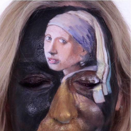 Johannes Vermeer - İnci Küpeli Kız