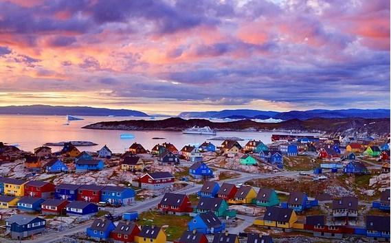 Migdal,Grönland