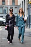 Sokakta Pijama Modası - 10