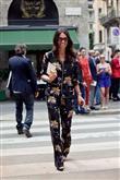 Sokakta Pijama Modası - 7