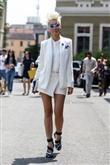 Baştan Aşağı Beyaz Giyme Sanatı - 20
