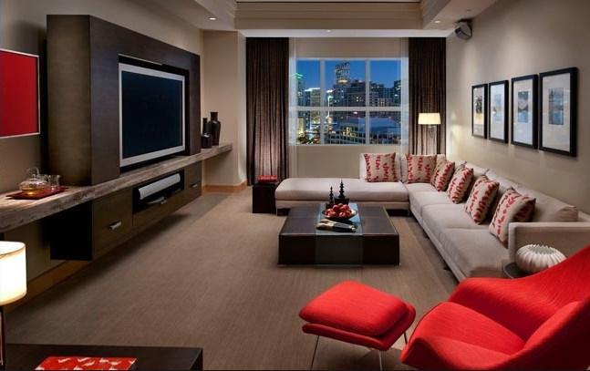 Yatak odanız ve salonunuz tamamen farklı şekilde dizayn edilebilir