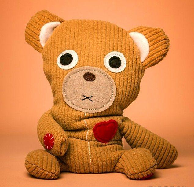 """Son olarak: Yetişkin olmak zor ve yorucu hale geldiğinde sarılabileceğiniz peluş oyuncak ayı!  <a href=  http://foto.mahmure.com/yasam/heyecan-verici-20-muhtesem-icat_40376 style=""""color:red; font:bold 11pt arial; text-decoration:none;""""  target=""""_blank""""> Heyecan Verici 20 Muhteşem İcat"""