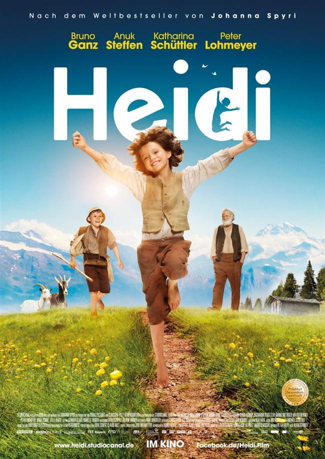 """Heidi  8 yaşında İsviçreli yetim bir kız çocuğu olan Heidi'yi teyzesi, dağ evinde yaşayan dedesine bırakır. Daha sonrasında teyzesi Heidi'yi Almanya, Frankfurt'ta varlıklı Sesemann ailesinin evlerinde yaşaması için dedesinin ayırır. Heidi, Sesemann ailesinin yanında korunaklı bir şekilde ve tekerlekli sandalyeye bağlı olarak yaşayan Clara'ya refakatçilik yapar. Her zaman için dedesini ve dağ evindeki yaşantısını özleyen Heidi mutsuzluğuna rağmen her durumun olabileceğince en iyisi olmasını sağlar. Clara ve Heidi farklı hayatlar yaşmalarına rağmen biliyoruz ki, arkadaşlıklar dünyada bir çok şeyi değiştirebilir.  <a href=  http://foto.mahmure.com/yasam/dunya-bu-filmleri-konusuyor_40496 style=""""color:red; font:bold 11pt arial; text-decoration:none;""""  target=""""_blank""""> Dünya Bu Filmleri Konuşuyor!"""