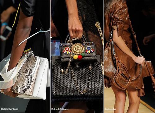 İki çanta trendi