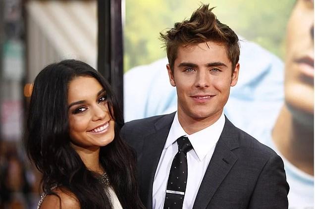 Zac Efron & Vanessa Hudgens  High School Musical filminin çekimleri 2005 yılında başladığında sette tanışan, Zac Efron ve Vanessa Hudgens çifti fırtınalı geçen 10 senenin ardından, geçtiğimiz sene tümüyle hayatlarını ayırdılar.