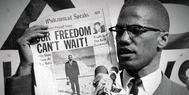 Malcolm X (1992)  Malcolm, dönemindeki birçok siyahi vatandaş gibi oldukça zorlu ve acı dolu bir hayat geçirir. Bu olumsuz şartlar onu yaşayabilmek için küçük hırsızlıklar yapan birine dönüşmeye zorlar. Suçlarından dolayı hapishaneye gönderildiğinde ise bambaşka bir kimlik edinmeye başlar. Burada dahil olduğu ilginç toplulukta dinin de yardımıyla gerçek kimliğini bulur.