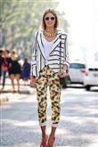 Renkli Pantolon Kombin Önerileri - 2