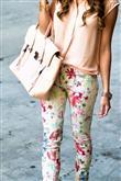 Renkli Pantolon Kombin Önerileri - 6