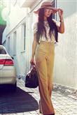Renkli Pantolon Kombin Önerileri - 10