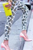 Renkli Pantolon Kombin Önerileri - 11