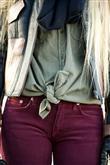 Renkli Pantolon Kombin Önerileri - 13