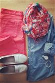 Renkli Pantolon Kombin Önerileri - 15