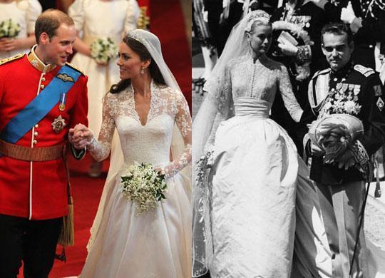 Belki kendi öz kızları bile Monako Prensesi Kelly'ye böylesine benzetilmedi.